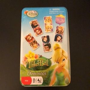Kids TinkerBell Dominos